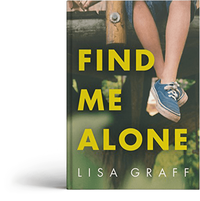 Find Me Alone book cover