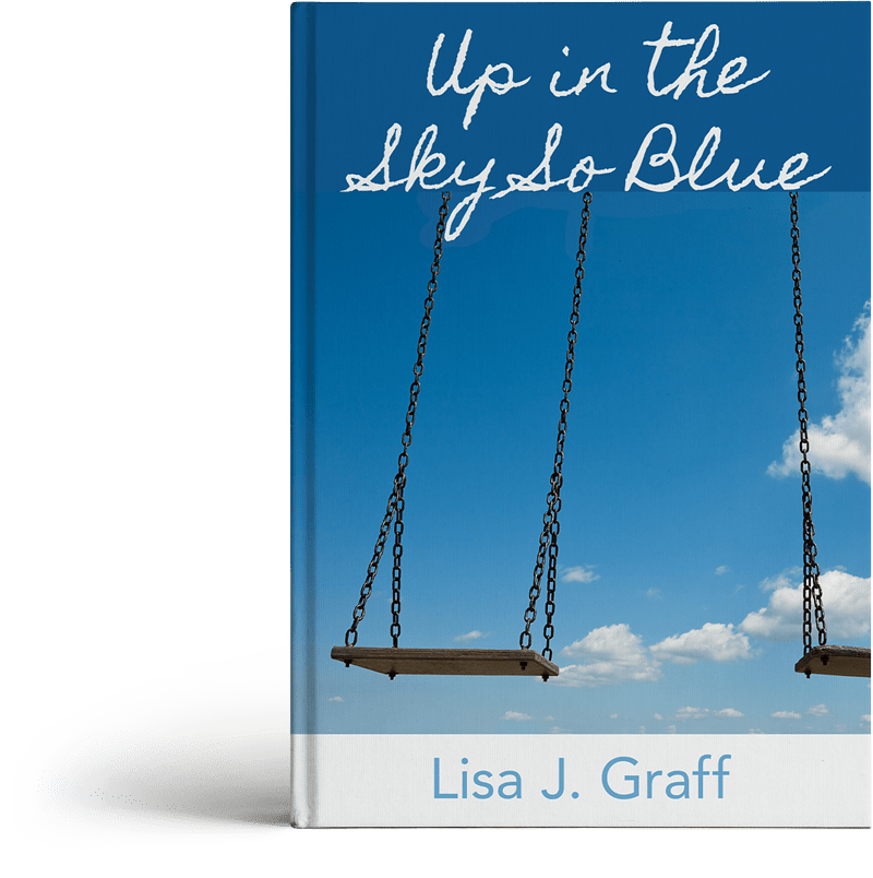 Up in the Sky So Blue book cover