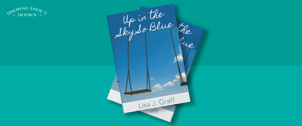 Up In the Sky So Blue book signing at browseabout books